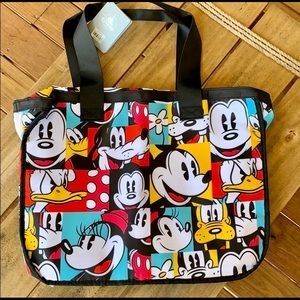 DISNEY MICKEY MOUSE TOTE BAG NWOT